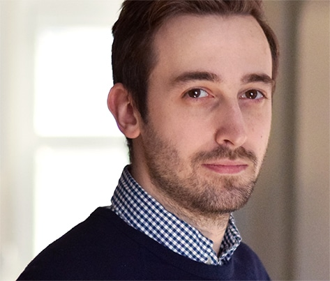 Andrew Smith - Co-Founder and Website Developer